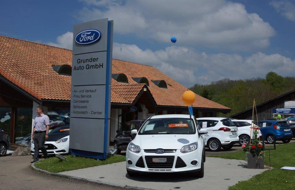 Betrieb der Grunder Auto GmbH