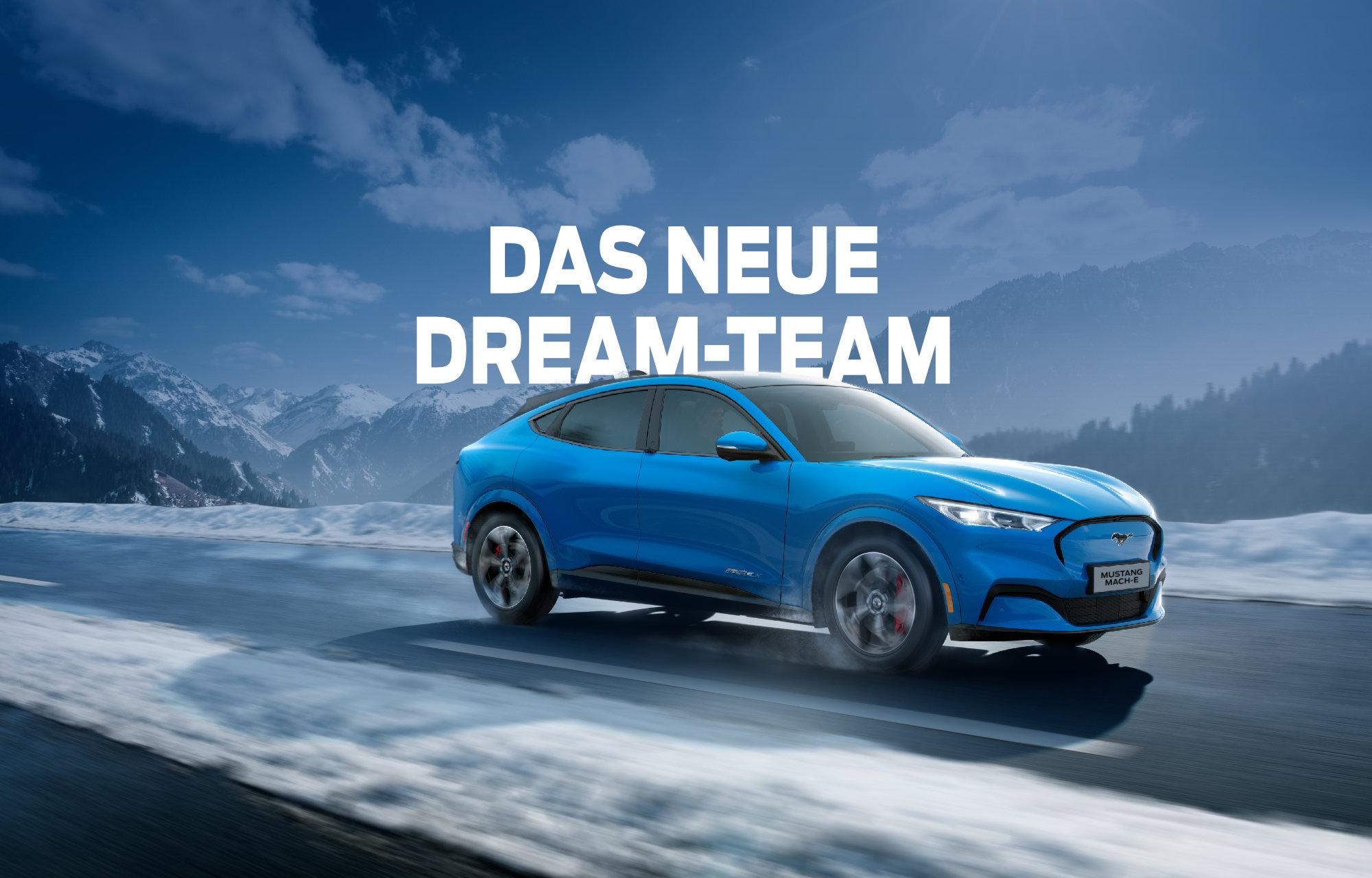 Ihr Ford Dream Team Biel