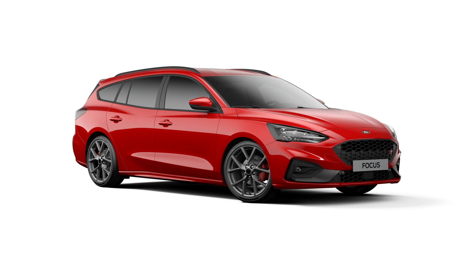 Ford Focus ST 5-Turnier