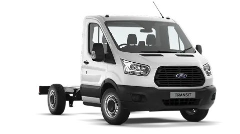 Ford Transit Chassis Cab Cabine simple