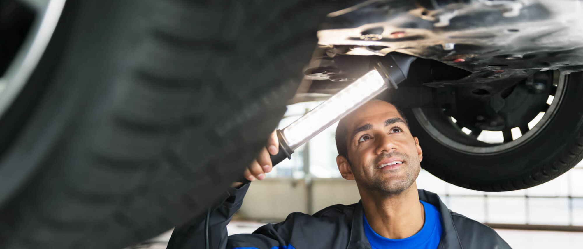 Entretien et réparation Ford