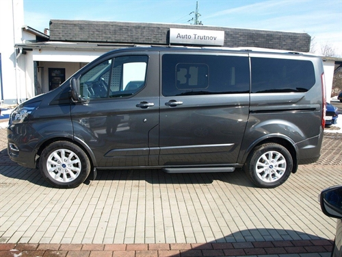 ford tourneo custom 310 l1 titanium 2 0 tdci 96 kw 130k. Black Bedroom Furniture Sets. Home Design Ideas