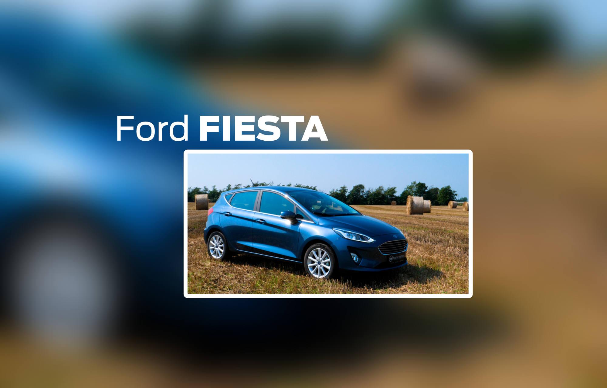 Bilguiden: Hvorfor vælge Ford Fiesta?