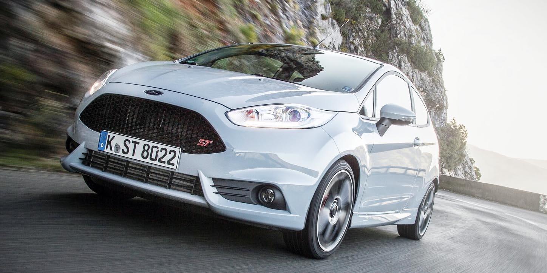 Ford er blandt de tre bedst sælgende bilmærker