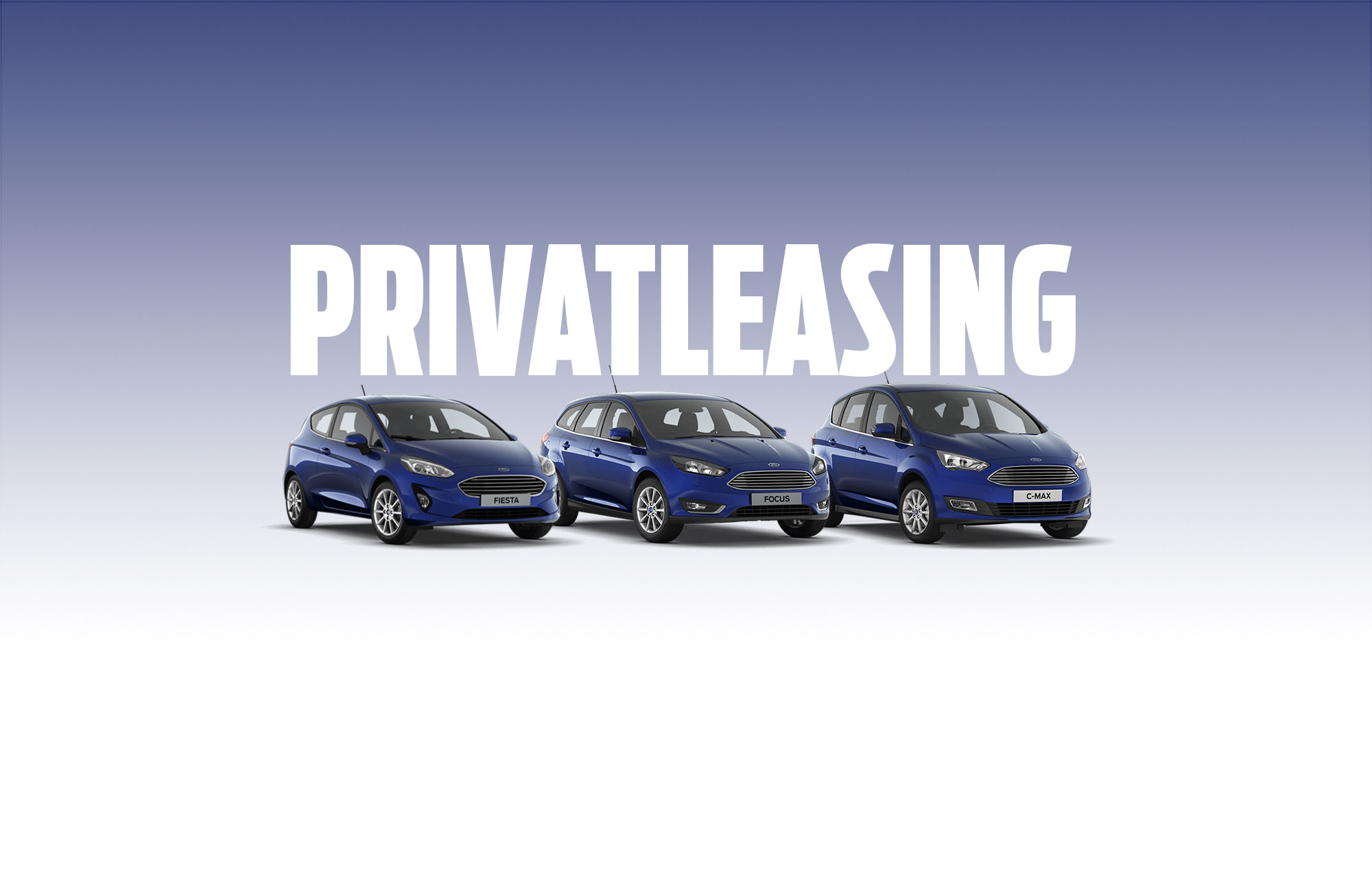 Ford Privatleasing