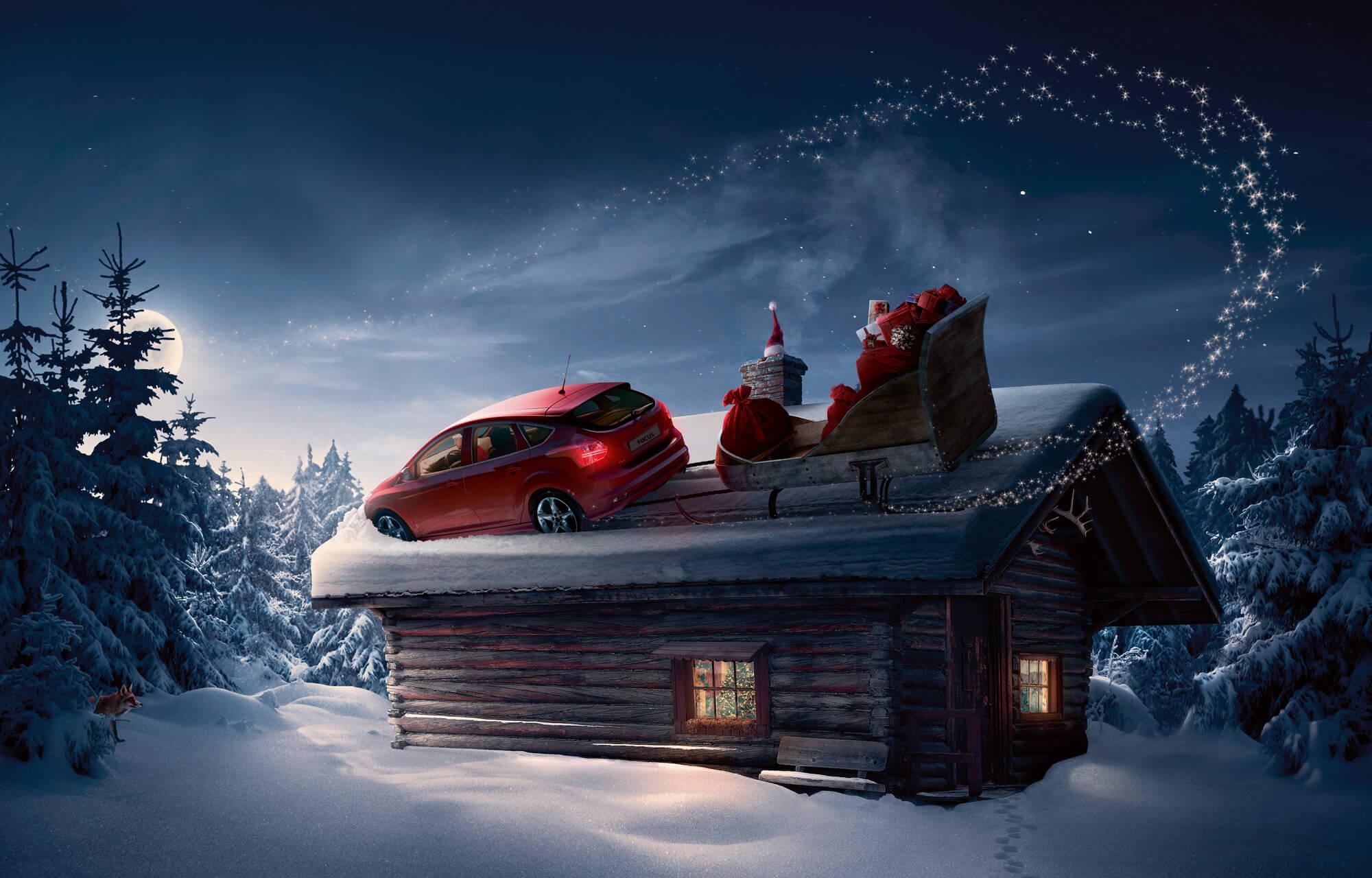 Åbningstider over jul og nytår