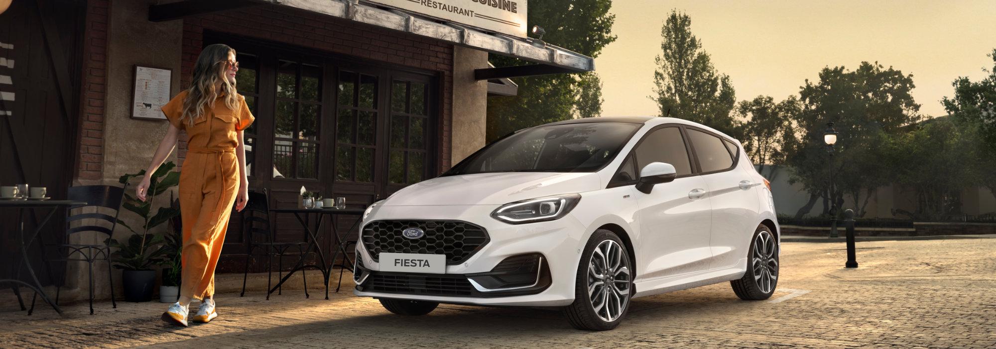 Ny Ford Fiesta