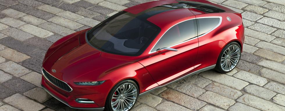 Ny koncept bil fra Ford