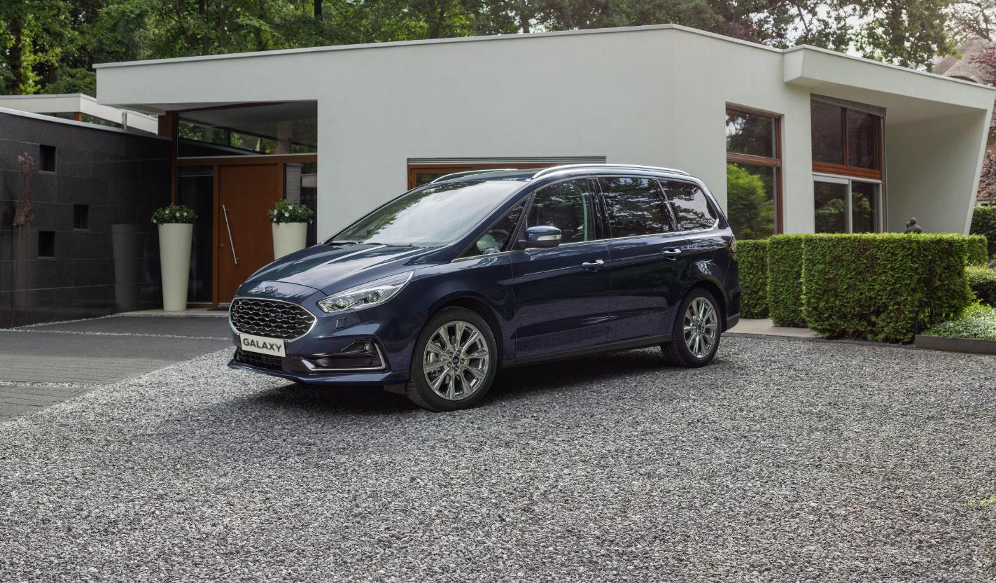 Ford Galaxy hos Autohuset Vestergaard