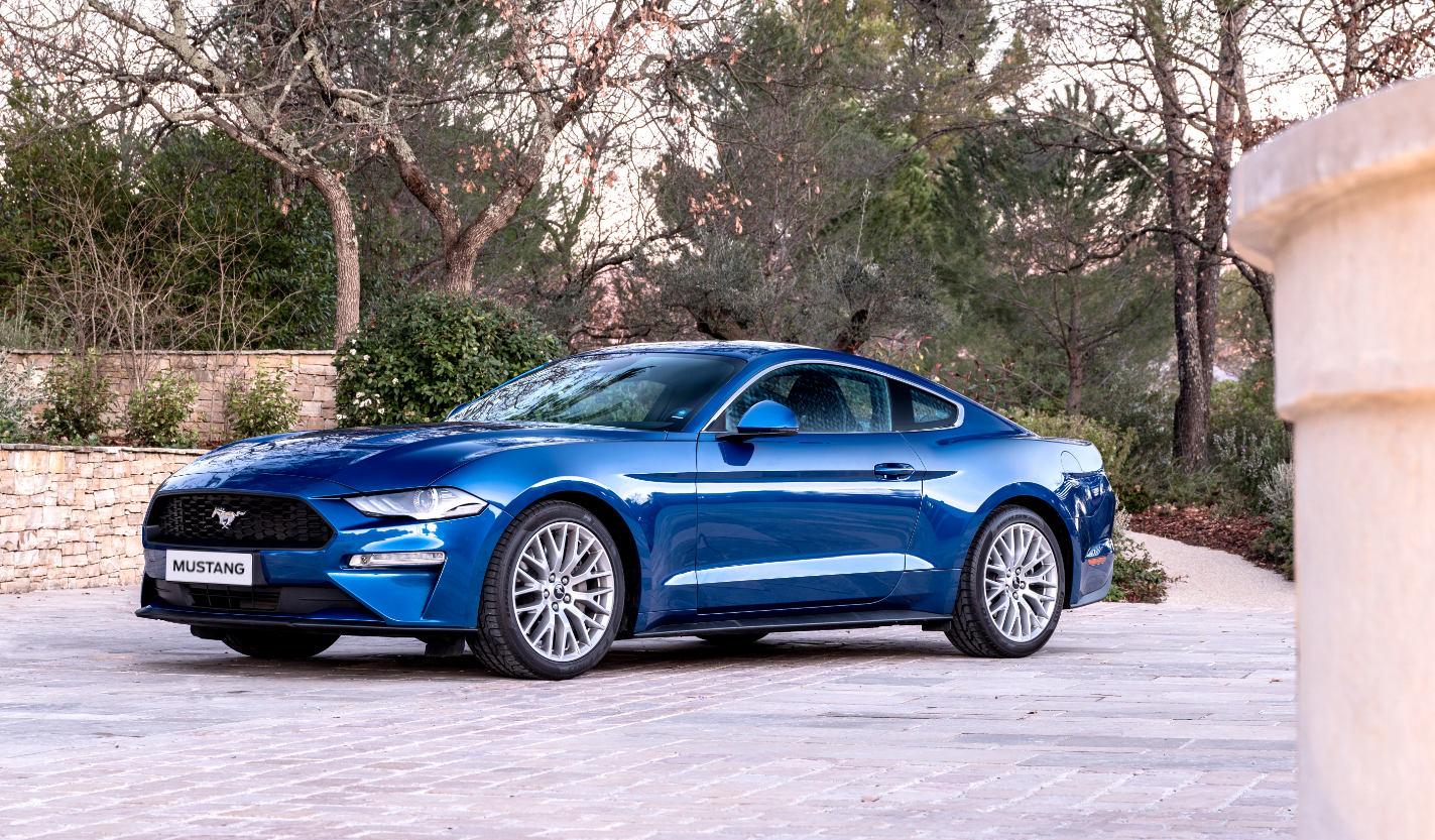 Ford Mustang hos Autohuset Vestergaard