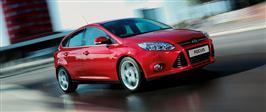 Päivitetty Ford Focus on ajotuntumaltaan entistäkin parempi
