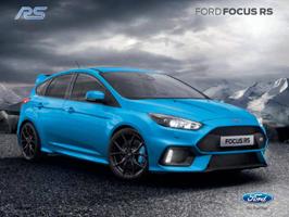 Uusi Ford Focus RS – Legenda on palannut!