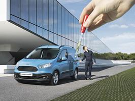 Ensiesittelyssä uusi Ford Transit Courier