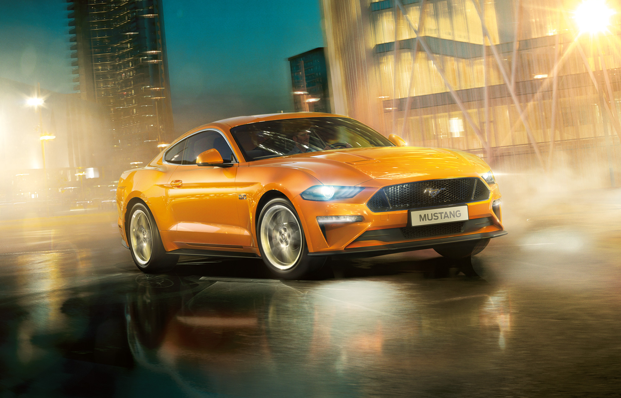 Ford Com Mustang >> Uusi Ford Mustang
