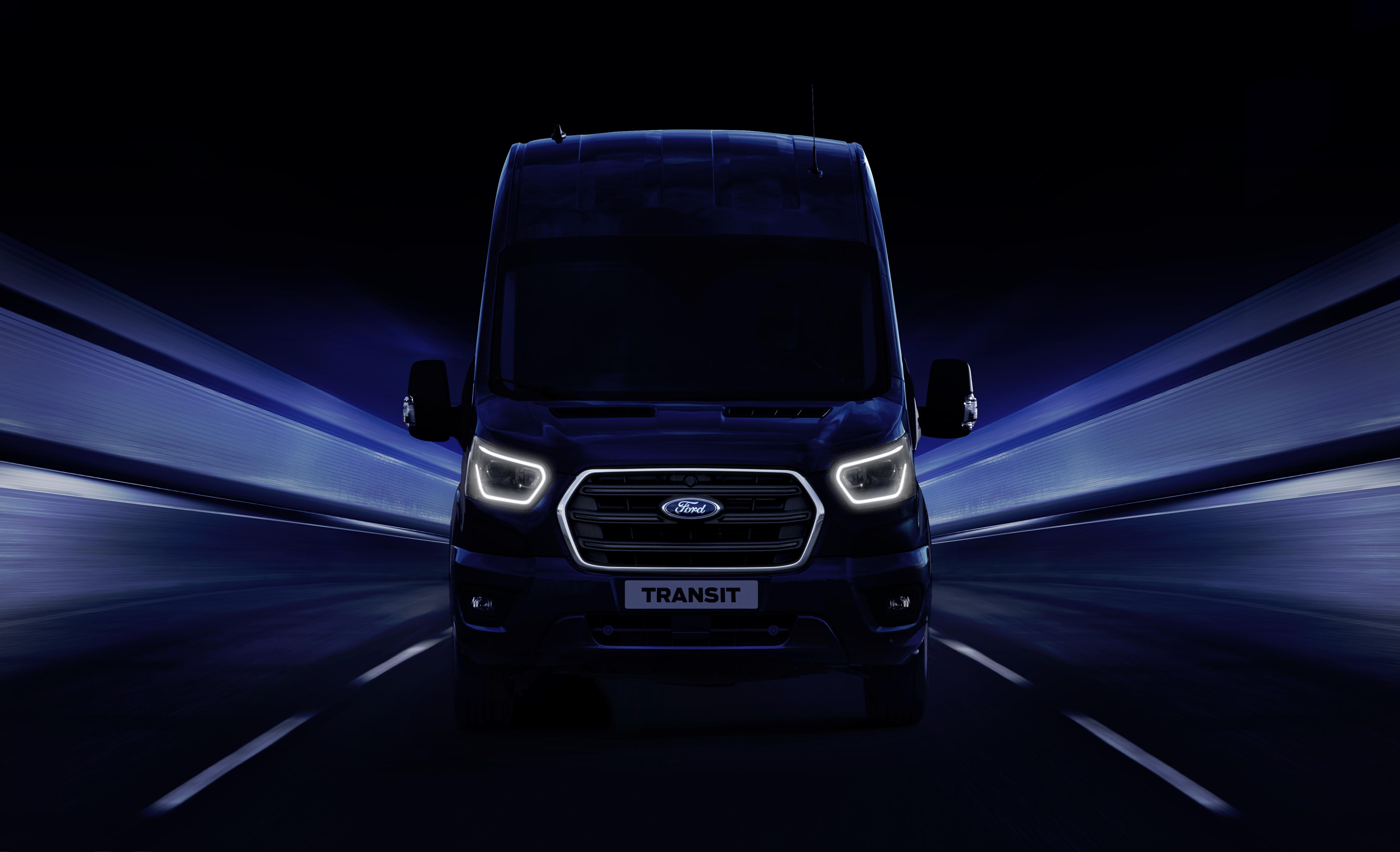 Ford hyötyajoneuvot