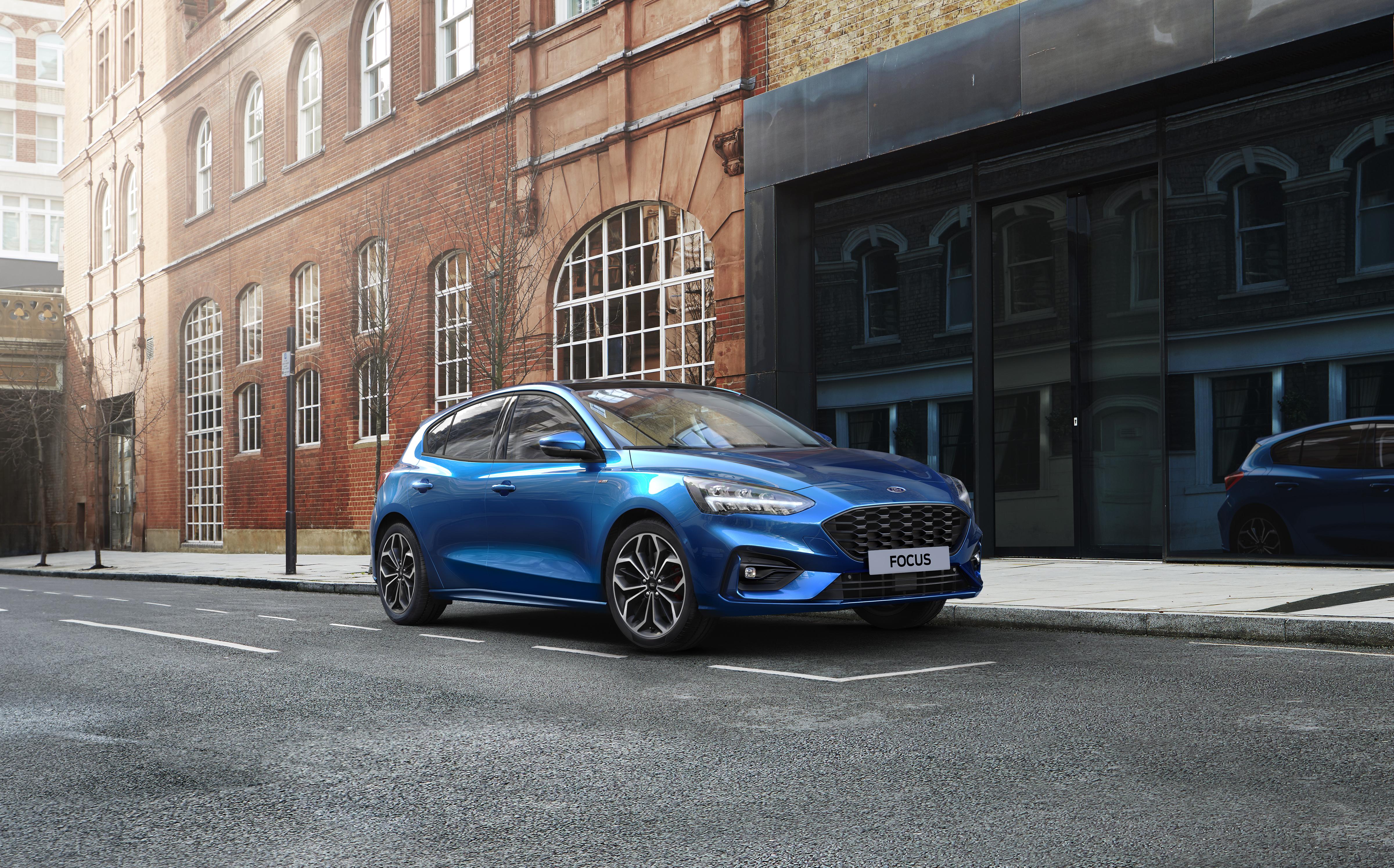 Ford Focus EcoBoost Mild Hybrid