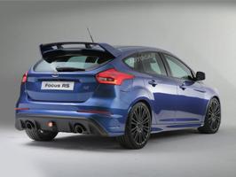 Nouvelle Focus RS : 350ch sous le capot !