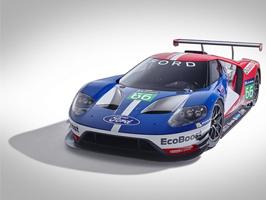 La Nouvelle Ford GT au Mans 2016 !