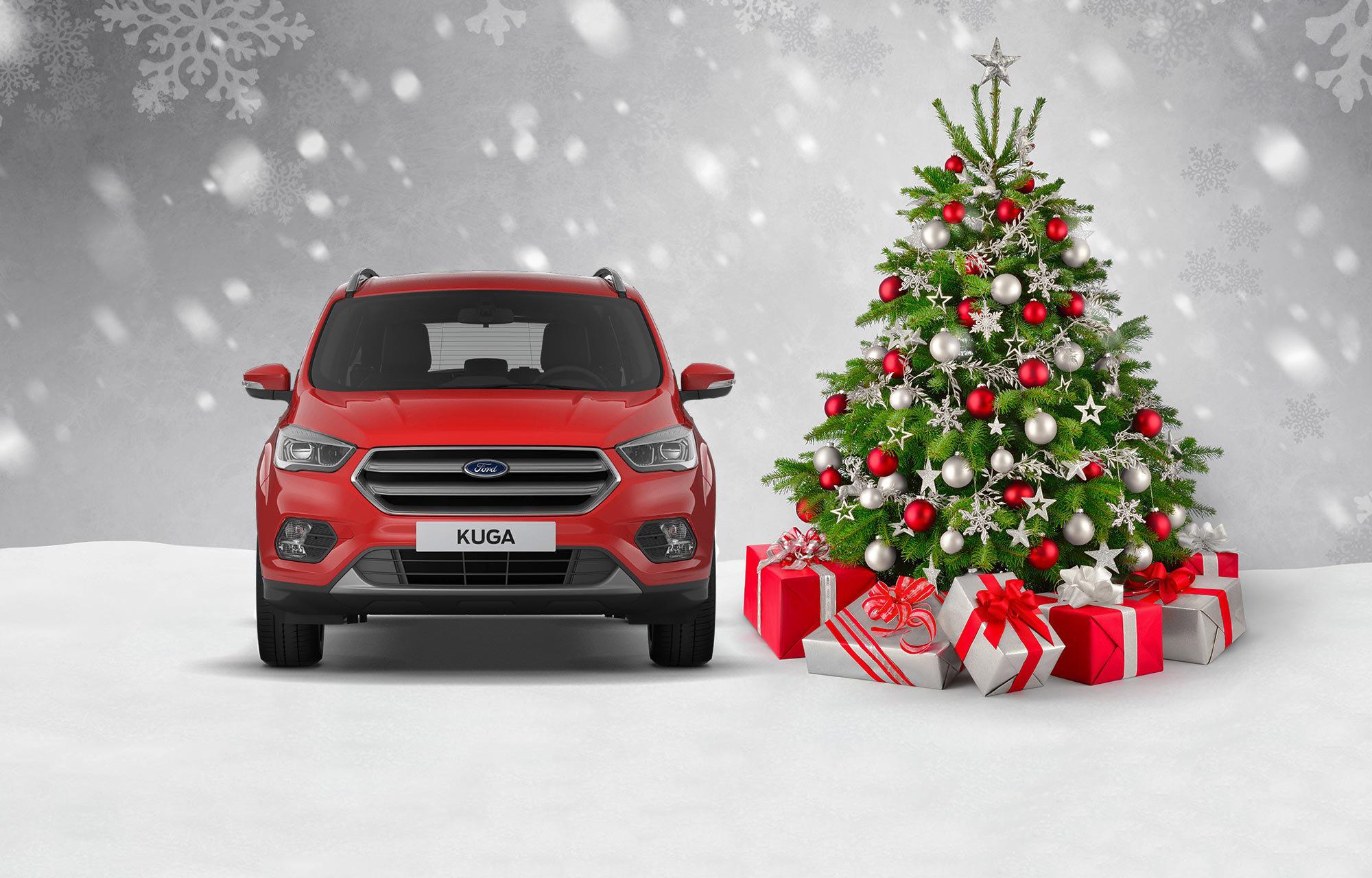 Tentez votre chance, à la **Roue De la Fortune** pendant les Christmas Days !