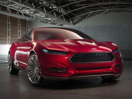 Le concept Ford EVOS incarne la nouvelle vision de Ford...