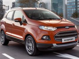 Le nouveau Ford EcoSport - Découvrez-le