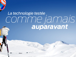 Les technologies FORD...