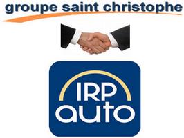 Le groupe saint christophe rencontre IRP auto