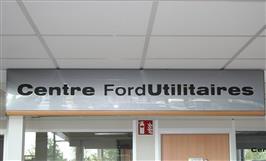 La photo du jour - Centre Ford Utilitaires