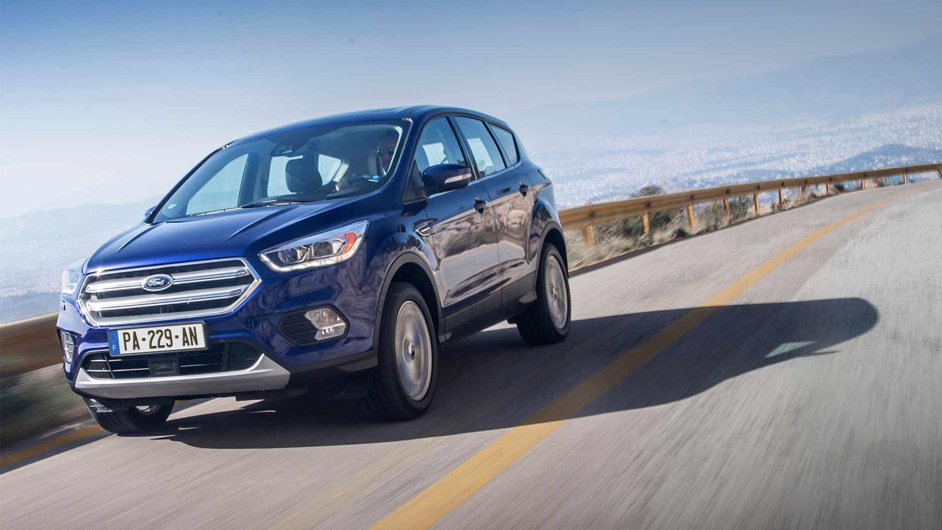 Le nouveau Ford Kuga chez EDA