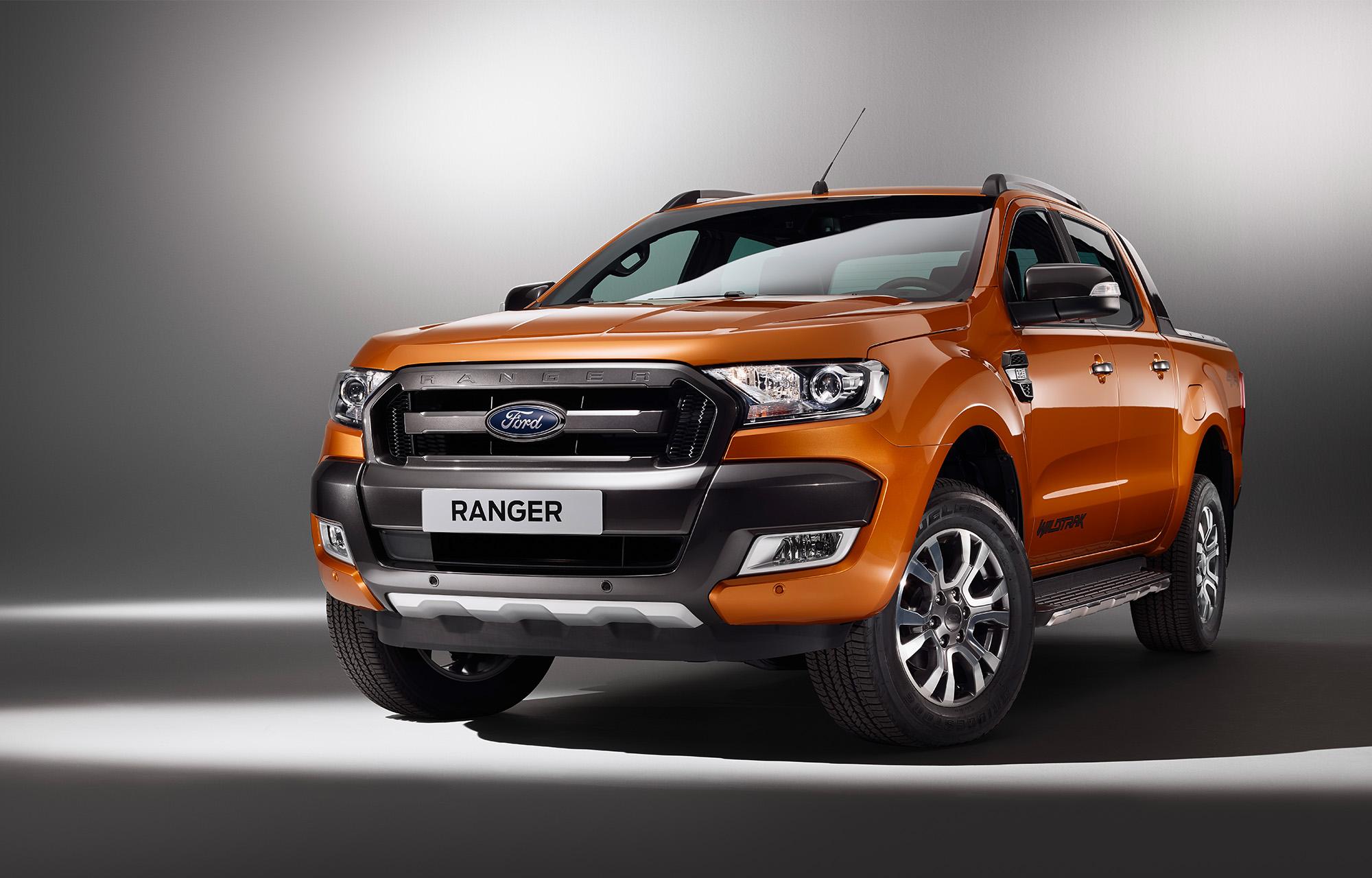 Nouveau Ford Ranger
