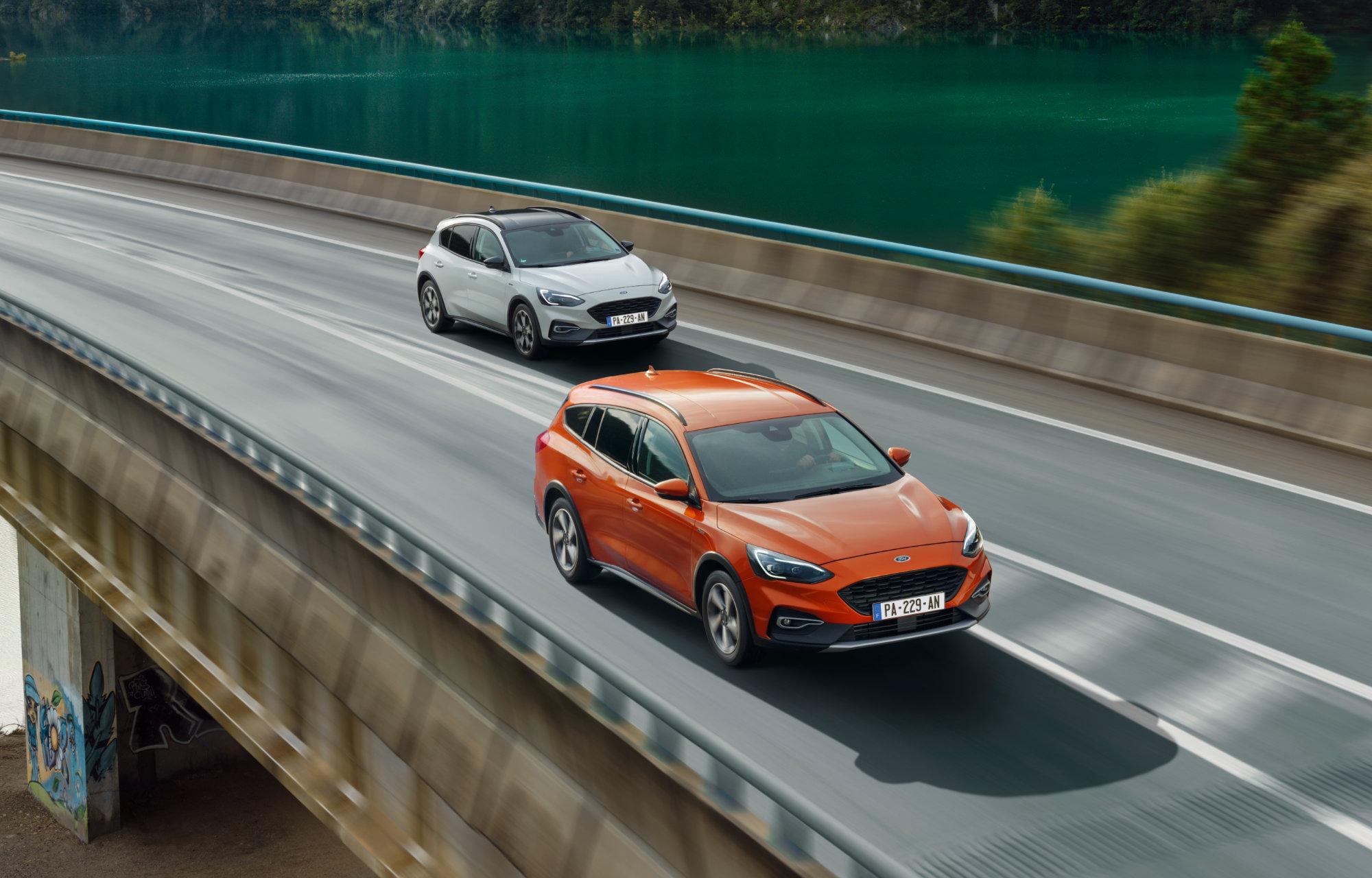 Nouvelle Ford Focus Active : le Crossover inventé pour vous !
