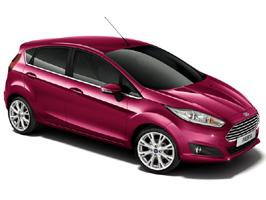 La Ford Fiesta, la citadine la plus vendue en Europe