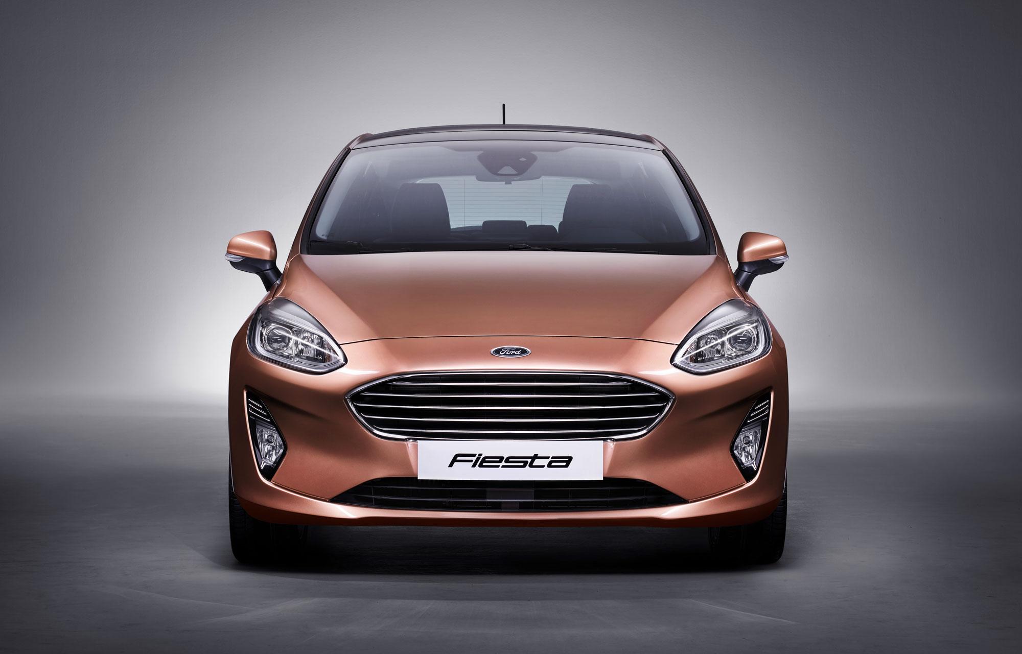 5 étoiles pour la Nouvelle Ford Fiesta en location à 159 € /mois