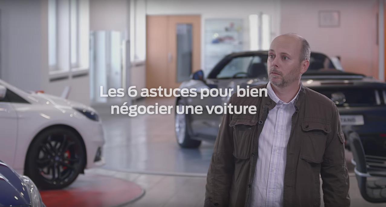 Les 6 astuces pour bien négocier une voiture