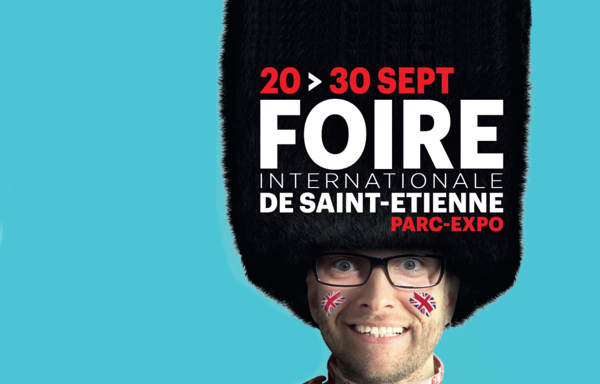 **Ford EDA** participe à la **71ème Foire internationale de Saint-Étienne** !