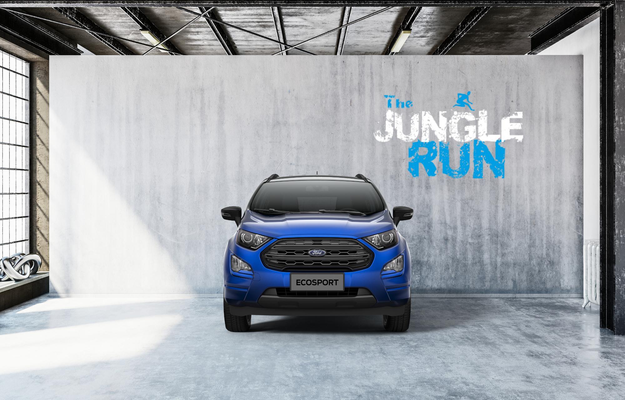 Relevez le défi Jungle Run et découvrez notre exposition de véhicules !