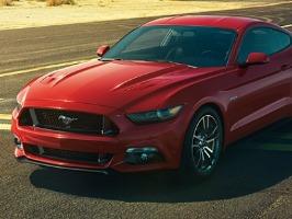 Publicité officielle Ford Mustang
