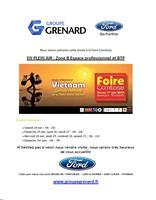 Ford Groupe Grenard présent à la foire comtoise !!!