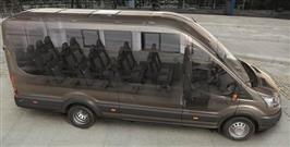 Nouveau Transit Minicar : jusqu'à 18 places !!!!