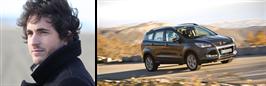 Ford primé pour l'événement EcoSport Live avec Mickaël Miro