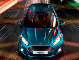 Nouvelle Ford Fiesta