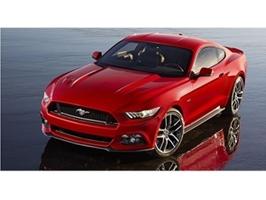 Le mythe Mustang débarque en France