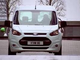 Venez découvrir le dernier véhicule utilitaire de Ford :