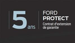 Extension de garantie Ford