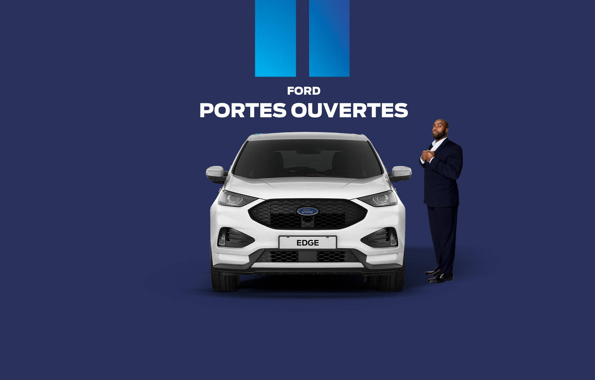 Portes Ouvertes Ford !