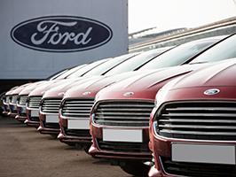 Prenez un virage avec Ford