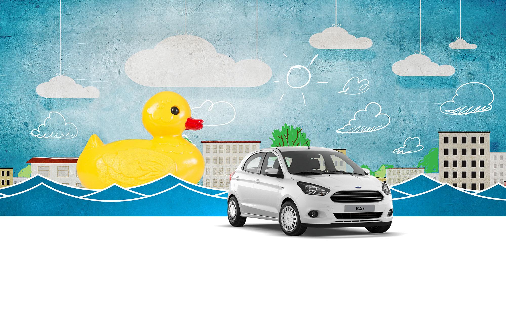 Canard sur Saône : Joignez la compétition et gagnez une Nouvelle Ford KA+