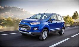 Le Ford EcoSport combine les avantages !