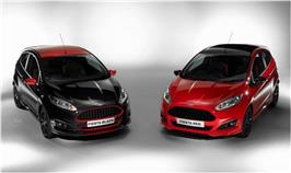 Ford lance la Fiesta Red Edition EcoBoost 140 ch !