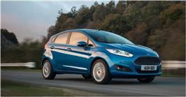 La Ford Fiesta la plus vendue en Europe !